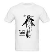T-Shirts ~ Men's T-Shirt ~ Jesus is the Force