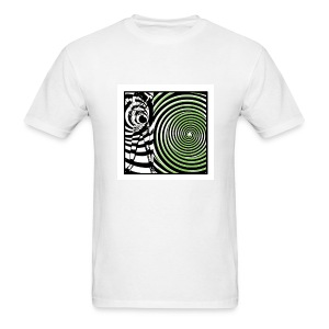 Spiral Lady Dance - Men's T-Shirt