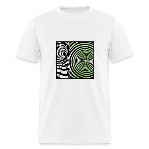 Spiral Lady Dance - Men's T-Shirt