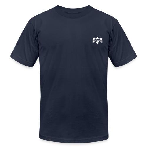 Science Corps - 3 star Men's AA Tee - Men's Fine Jersey T-Shirt