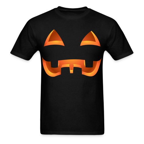 Jack-o-lantern Halloween T-Shirt Pumpkin Shirts - Men's T-Shirt