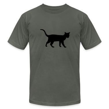 Asphalt Cat T-Shirts