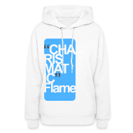 Hoodies ~ Women's Hoodie ~ [SHINee] Charismatic Flame