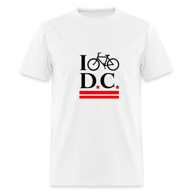 I Bike DC - Flag