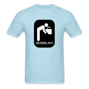 Bubblah Men's Standard Weight T-Shirt - Men's T-Shirt