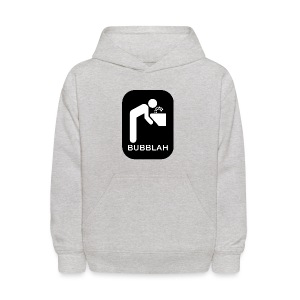 Bubblah Kid's Hooded Sweatshirt - Kids' Hoodie