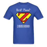 T-Shirts ~ Men's T-Shirt ~ Super Zimmerman