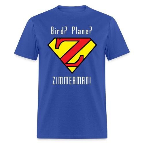 Super Zimmerman - Men's T-Shirt