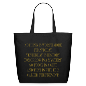 The Present - Eco-Friendly Cotton Tote