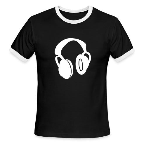 djdezron org. - Men's Ringer T-Shirt