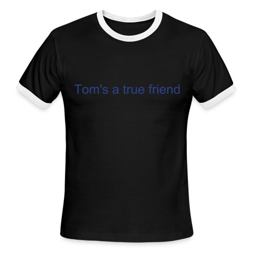 tom - Men's Ringer T-Shirt