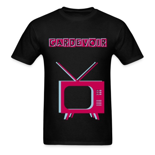 3D Male Standard Weight - Gardevoirtv - Men's T-Shirt