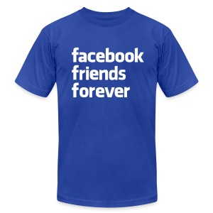 FFF - Men's T-Shirt by American Apparel