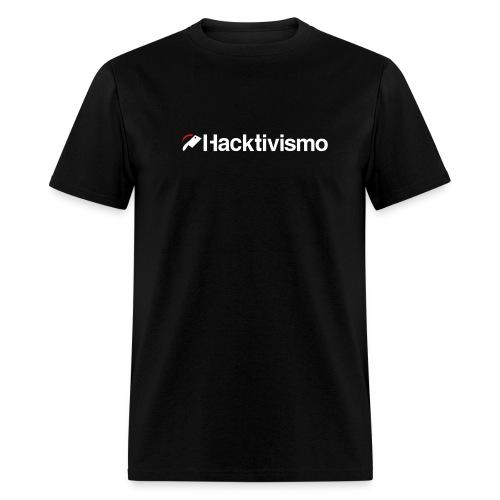 Hacktivismo Patron - Men's T-Shirt