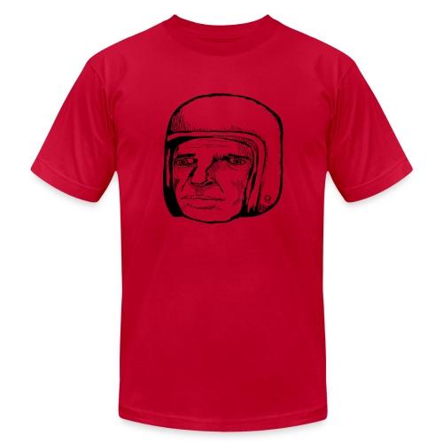 Safety first - Men's Fine Jersey T-Shirt