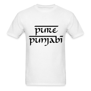 PURE PUNJABI (MEN'S) - Men's T-Shirt