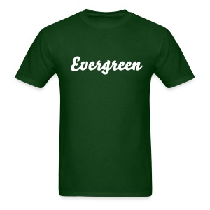 Evergreen - Men's T-Shirt