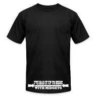 T-Shirts ~ Men's T-Shirt by American Apparel ~ Midgets