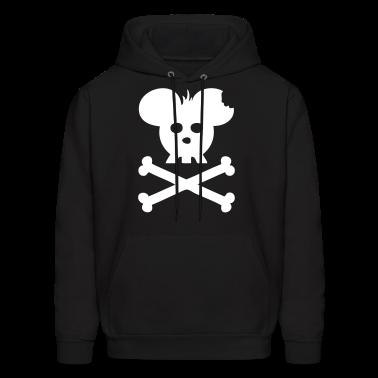 Men's Hooded Sweatshirt (w/o title)