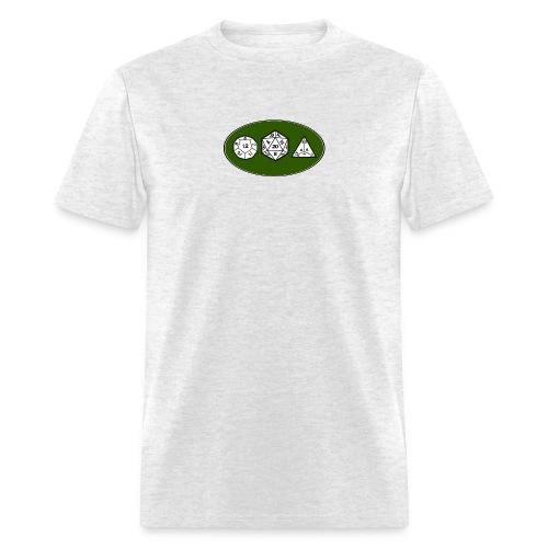 Geek Dice - Men's T-Shirt