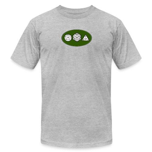 Geek Dice - Men's Fine Jersey T-Shirt