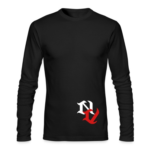 North Vibes - Men's Long Sleeve T-Shirt by Next Level