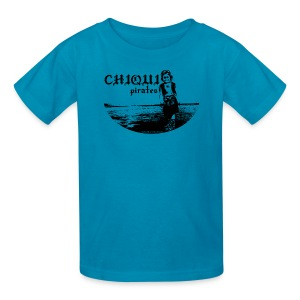 CHIQUIpirate - KIDS - Kids' T-Shirt