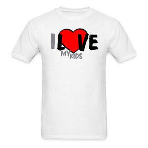 LOVE - MEN - Men's T-Shirt