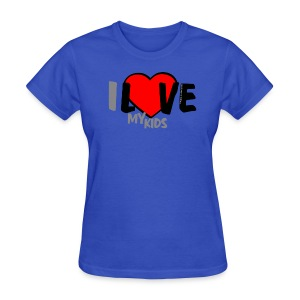 LOVE - WOMAN - Women's T-Shirt