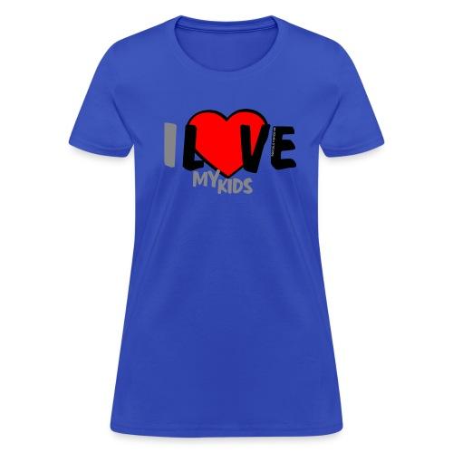 LOVE - WOMAN - Women's T-Shirt