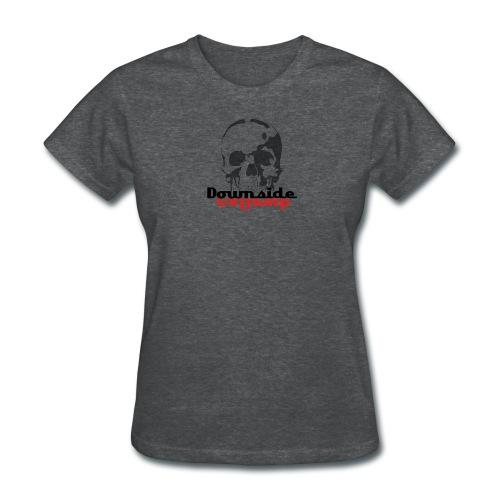 Downside Dweller Women's Standard Weight T - Women's T-Shirt