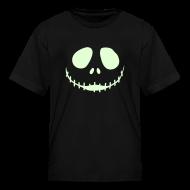 Kids' Shirts ~ Kids' T-Shirt ~ JACK'S NIGHTMARE 3D - Glow in the Dark Toddler T-Shirt