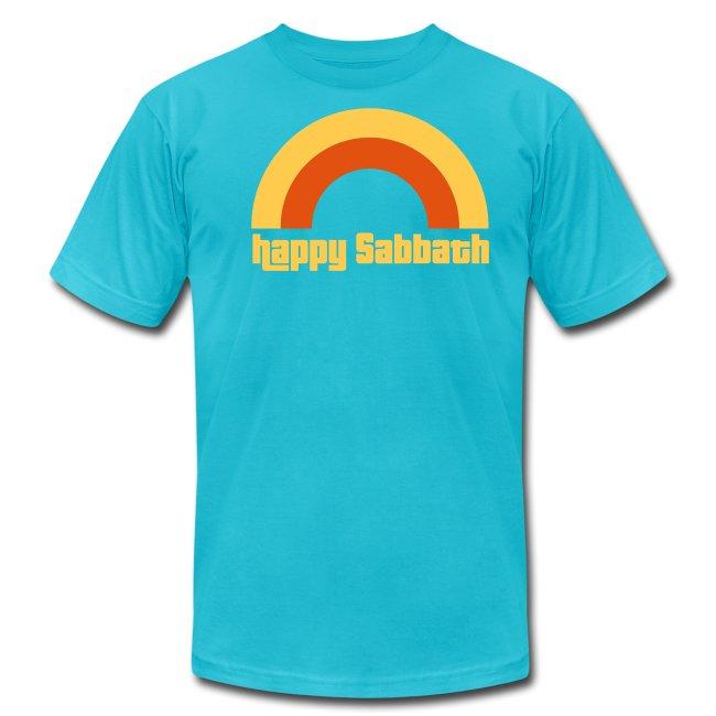 Happy Sabbath 2 Color B Mens