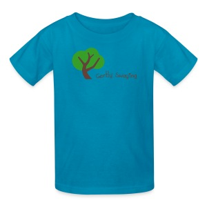 Gently Swaying Kids - Kids' T-Shirt