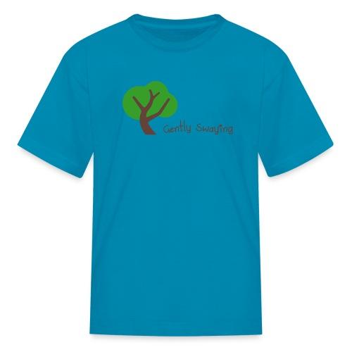 Gently Swaying Kids - Kids' T-Shirt