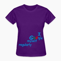 Women's I Google Myself Regularly Tee