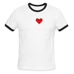 I Love. - Men's Ringer T-Shirt