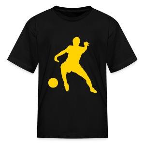 soccer(name)14-S/S t-shirt kids - Kids' T-Shirt