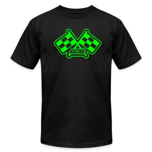Green Team Jersey - Men's Fine Jersey T-Shirt