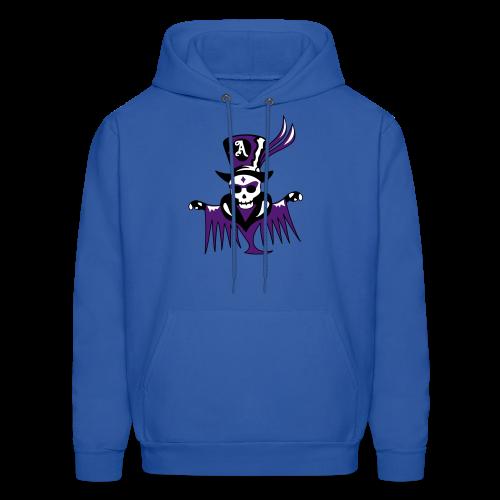 Voodoo-Purple - Men's Hoodie