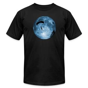 ET Parachutist - Men's Fine Jersey T-Shirt