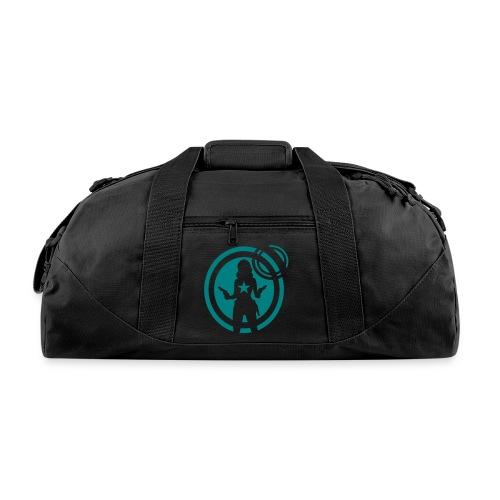 Cowgirl Pinup Gym Bag - Duffel Bag