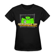Women's T-Shirts ~ Women's T-Shirt ~ w. Jack