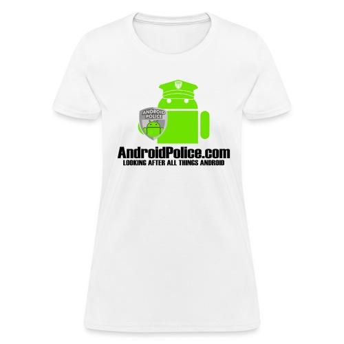 w. Jack - Women's T-Shirt