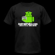 T-Shirts ~ Men's T-Shirt by American Apparel ~ w. Jack