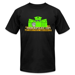 w. Jack - Men's Fine Jersey T-Shirt