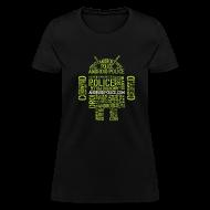 T-Shirts ~ Women's T-Shirt ~ Romarto