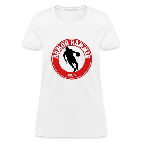 Armon Hammer - Women's T-Shirt