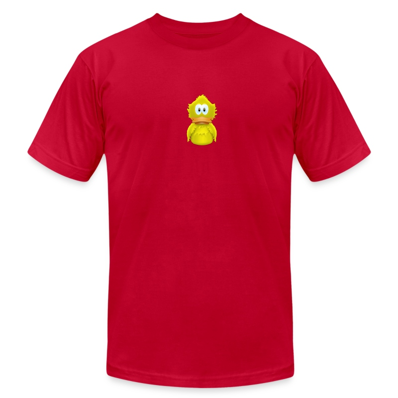 Adiumy Yellow - Men's T-Shirt by American Apparel