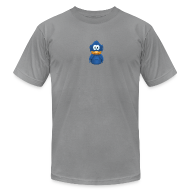 T-Shirts ~ Men's T-Shirt by American Apparel ~ Adiumy Blue